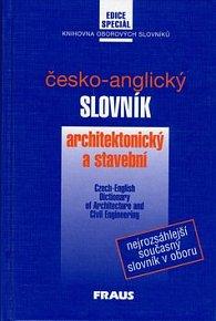 Česko - anglický slovník architektonický a stavební