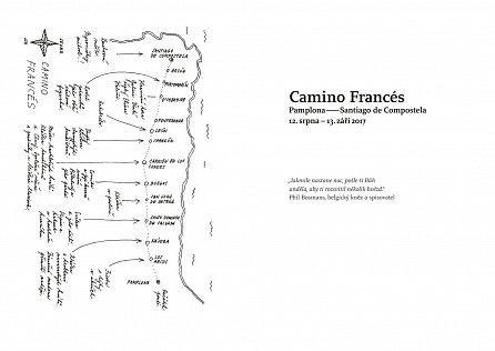 Náhled Poutnice – Tři cesty do Santiaga