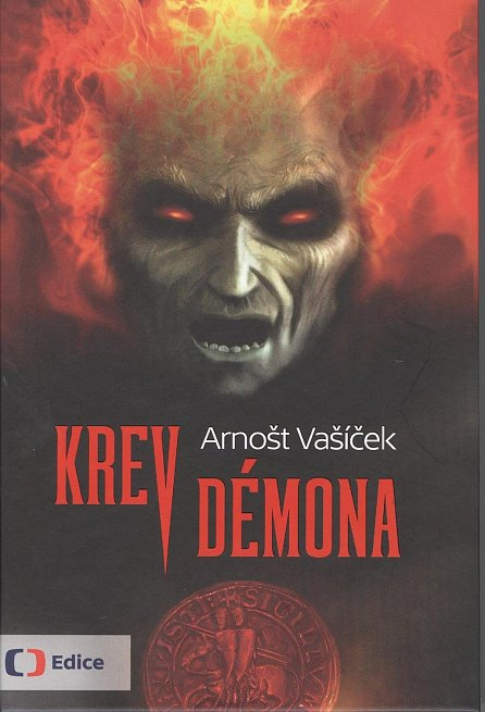 Náhled Krev démona - Thriller s děsivým historickým tajemstvím