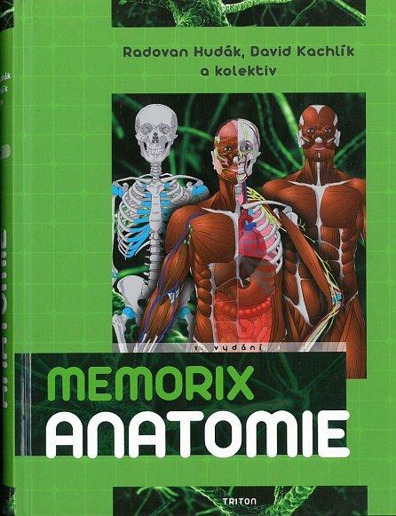 Náhled Memorix Anatomie