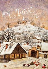 Kalendář nástěnný 2012 - Art Naive