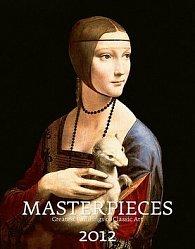 Kalendář nástěnný 2012 - Masterpieces