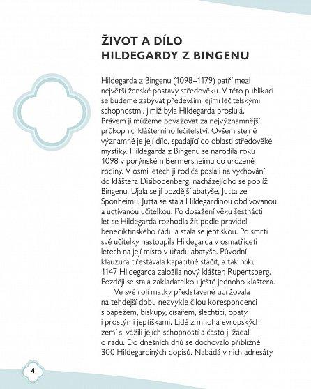 Náhled Léčebné umění Hildegardy z Bingenu
