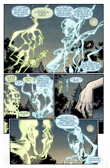 Náhled Zámek a klíč 3 - Koruna stínů