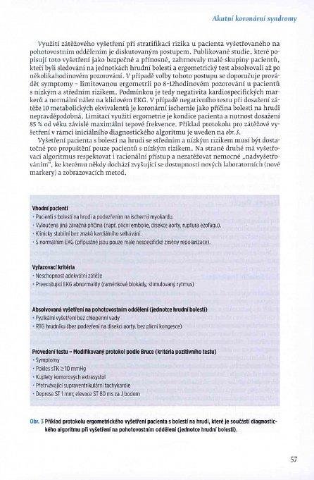 Náhled Novinky v akutní kardiologii