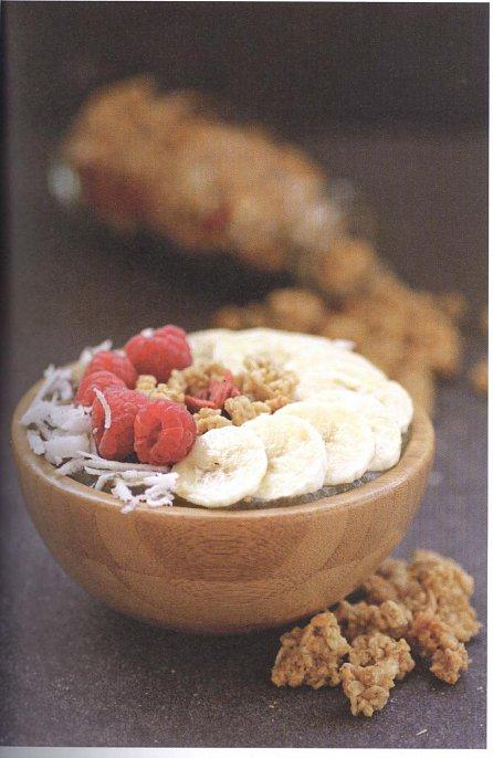 Náhled Smoothie bowls - Misky plné zdravých dobrot
