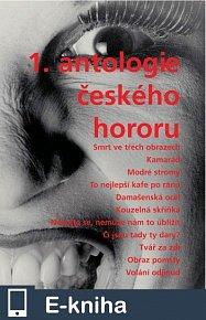 1. antologie českého hororu (E-KNIHA)