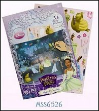 Alba Disney Princezna a žabá