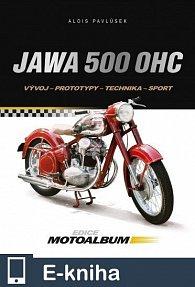 Jawa 500 OHC (E-KNIHA)