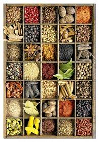 Puzzle Koření 1000 dílků
