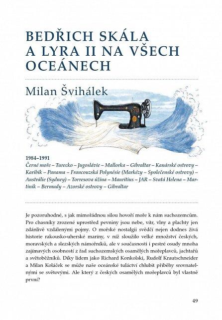 Náhled Příběhy mořeplavců - Češi a Slováci, kteří obepluli svět