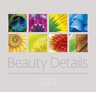 Kalendář 2014 - Beauty Details - nástěnný