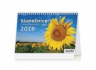 Kalendář stolní 2016 - Slunečnice