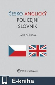 Česko-anglický policejní slovník (E-KNIHA)