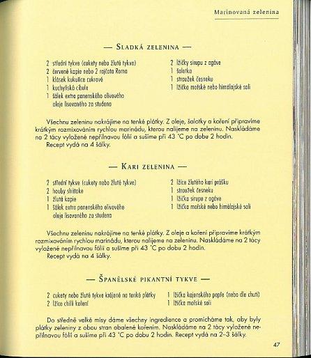 Náhled Kuchařka syrové stravy - Recepty pro zdraví a dlouhověkost