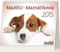 Kalendář stolní 2015 - MiniMax Mazlíčci