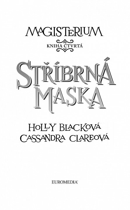 Náhled Stříbrná maska