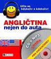 Angličtina nejen do auta+CD s MP3 -2.vyd