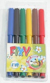 Fixy -   6 ks