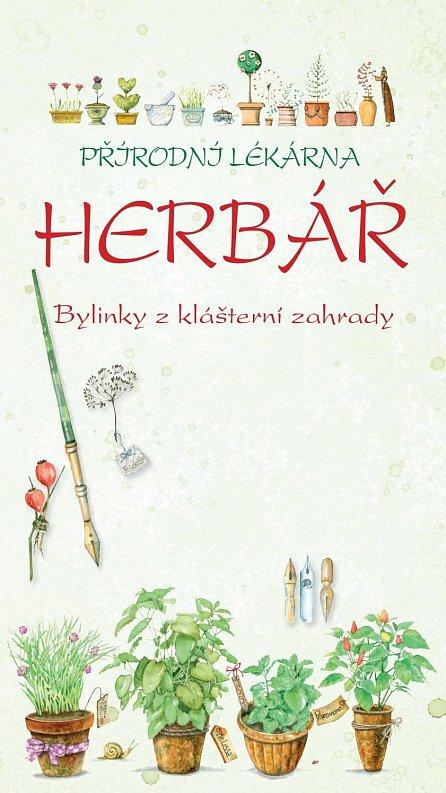Náhled Herbář - Přírodní lékárna