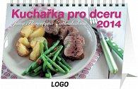 Kalendář 2014 - Kuchařka pro dceru - stolní