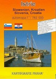 Slovinsko Chorvatsko Istrie