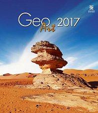 Kalendář nástěnný 2017 - Geo Art/Exclusive
