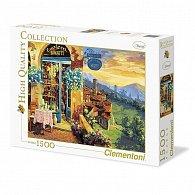 Puzzle 2000 dílků Vinotéka
