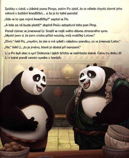 Náhled Kung Fu Panda 3 - Kniha pro filmové fanoušky