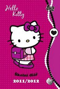 Hello Kitty - Školní diář 2011/2012