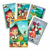 Černý Petr - Jake a piráti ze Země Nezemě WD (papírová krabička)