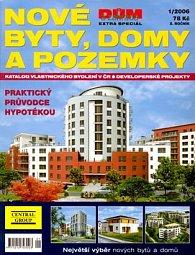 Nové byty, domy a pozemky