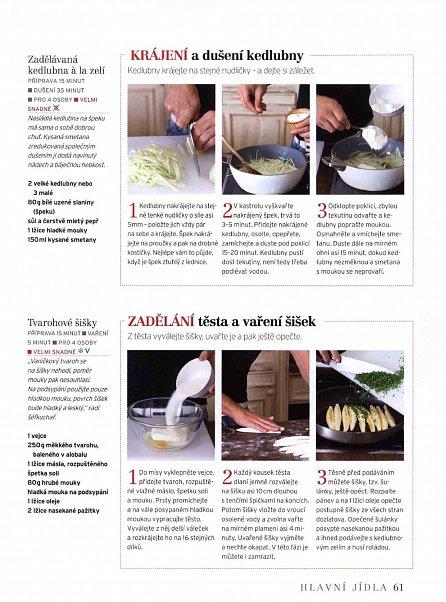 Náhled Krok za krokem - 63 receptů od nejlepších šéfkuchařů a cukrářek (Edice Apetit speciál)