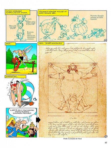 Náhled Asterix XXXIII - XXXVI