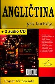 ANGLIČTINA PRO TURISTY + 2 CD AU