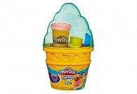 Play-Doh modelovací set v kornoutku