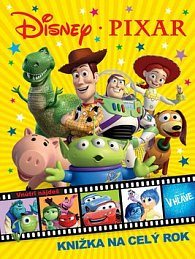 Disney Pixar Knižka na celý rok