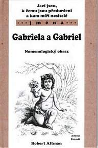 Gabriela a Gabriel - Nomenologický obraz