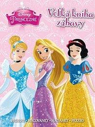 Princezné Veľká kniha zábavy