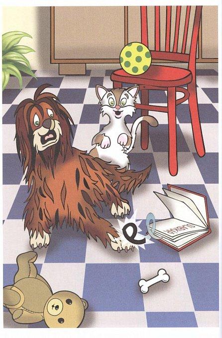 Náhled Příběhy o zvířátkách s poučením