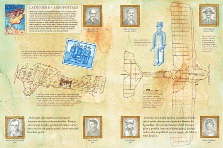 Náhled Pilot a Malý princ - Život Antoina de Saint-Exupéryho