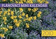 Plánovací mini kalendář 2010 - stolní kalendář