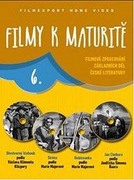 Filmy k maturitě 6 - 4 DVD (digisleeve)