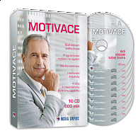 Motivace - série audio CD