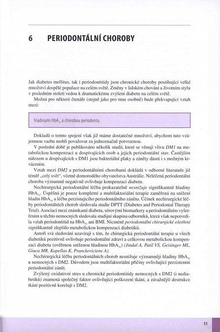 Náhled Diabetes mellitus - onemocnění celého organismu