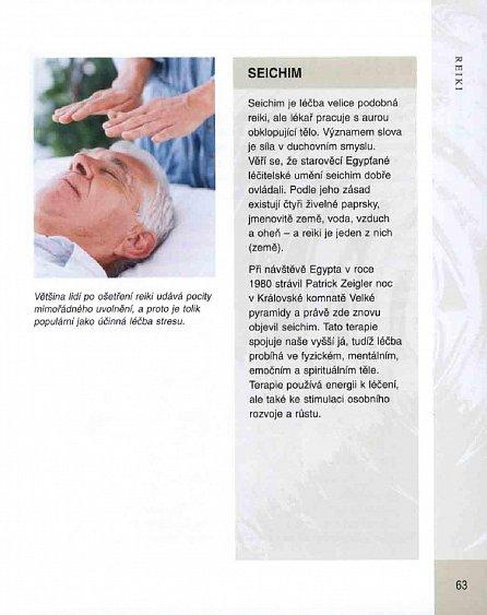 Náhled Alternativní léčebné metody od A do Z
