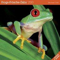 Žáby Michael Fokt 2010 - nástěnný kalendář