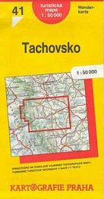 TM 41 Tachovsko 1:50 000