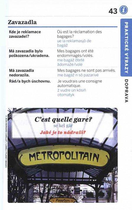 Náhled Francouzština - konverzace a slovník