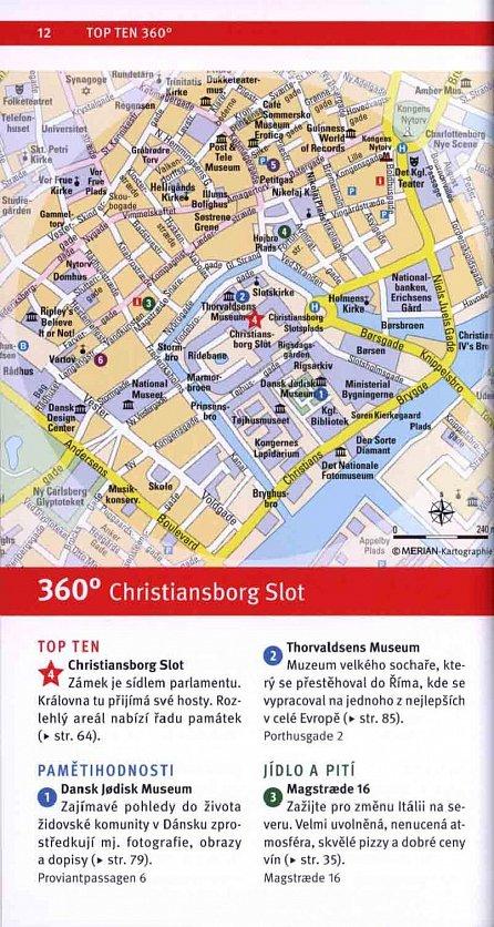 Náhled Merian - Kodaň